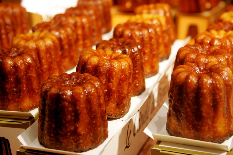 The original cannelés recipe directly from Bordeaux